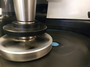 Polishing for microscopy